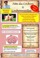 Fête du cochon et de la cochonnaille