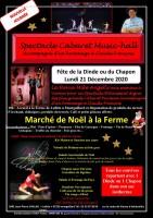 Fete de la dinde avec cabaret music-hall