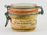 Foie gras de canard entier, bocal 100g