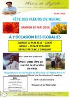 Floralies de Nérac