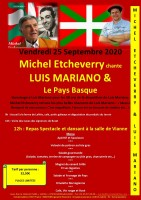 Etcheverry rend Hommage à Luis Mariano