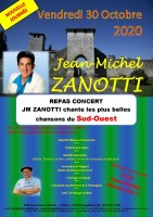 JM Zanotti chante le Sud Ouest