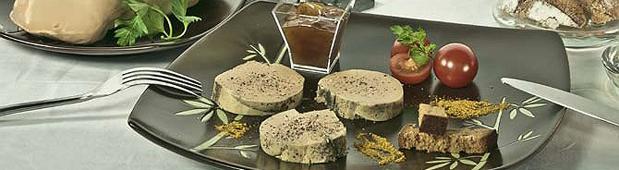 Foie gras à la ferme